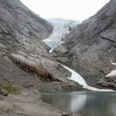 Briksdal Glacier (Briksdalbreen) User Photo