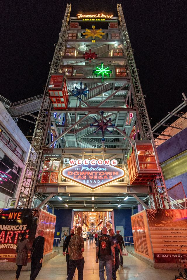 2020 Best Fremont Street Experience in Downtown Las Vegas