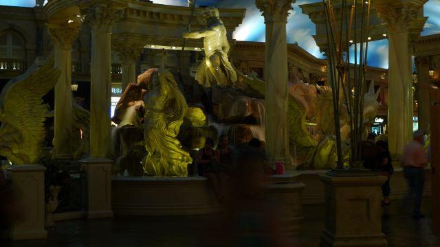百樂宮噴泉