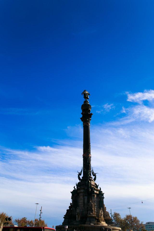 Columbus Monument