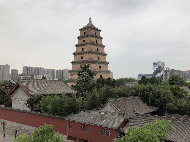 大雁塔·大慈恩寺