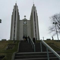 Akureyri church User Photo