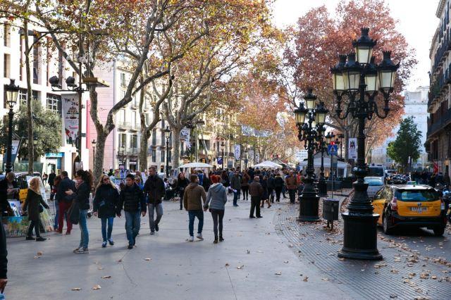 람블라스 거리