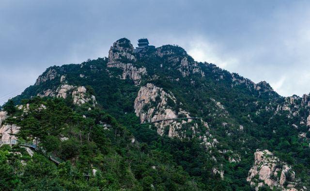 이멍산 인존 톈멍 관광지