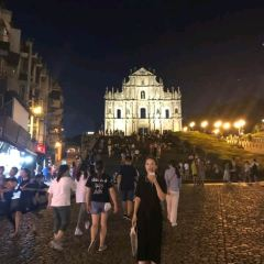 성 바울 성당 유적 여행 사진