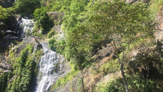 库兰达热带雨林的拜伦瀑布绝对是这座森林里最壮观的景色。瀑布从