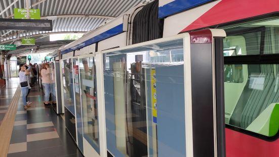 Medan Tuanku Monorail Station