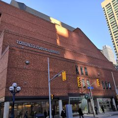 Toronto Public Library User Photo