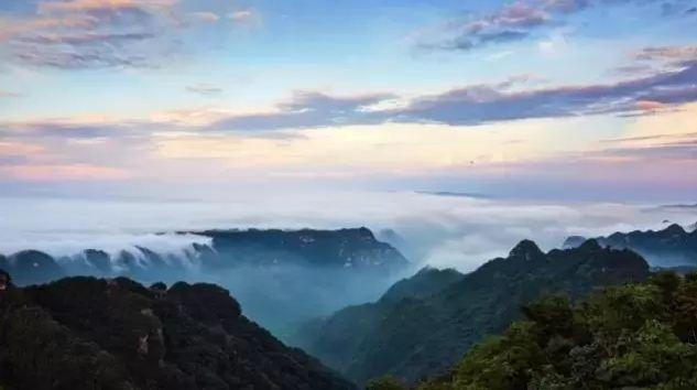 Wulei Mountain