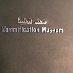 Mummyfication Museum User Photo