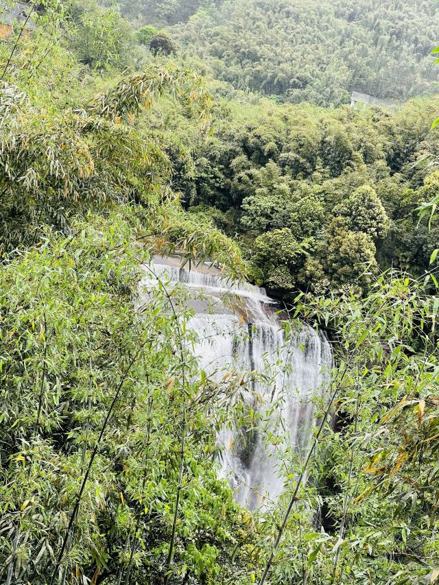 Chishui Danxia Tourist Area · Great Waterfall