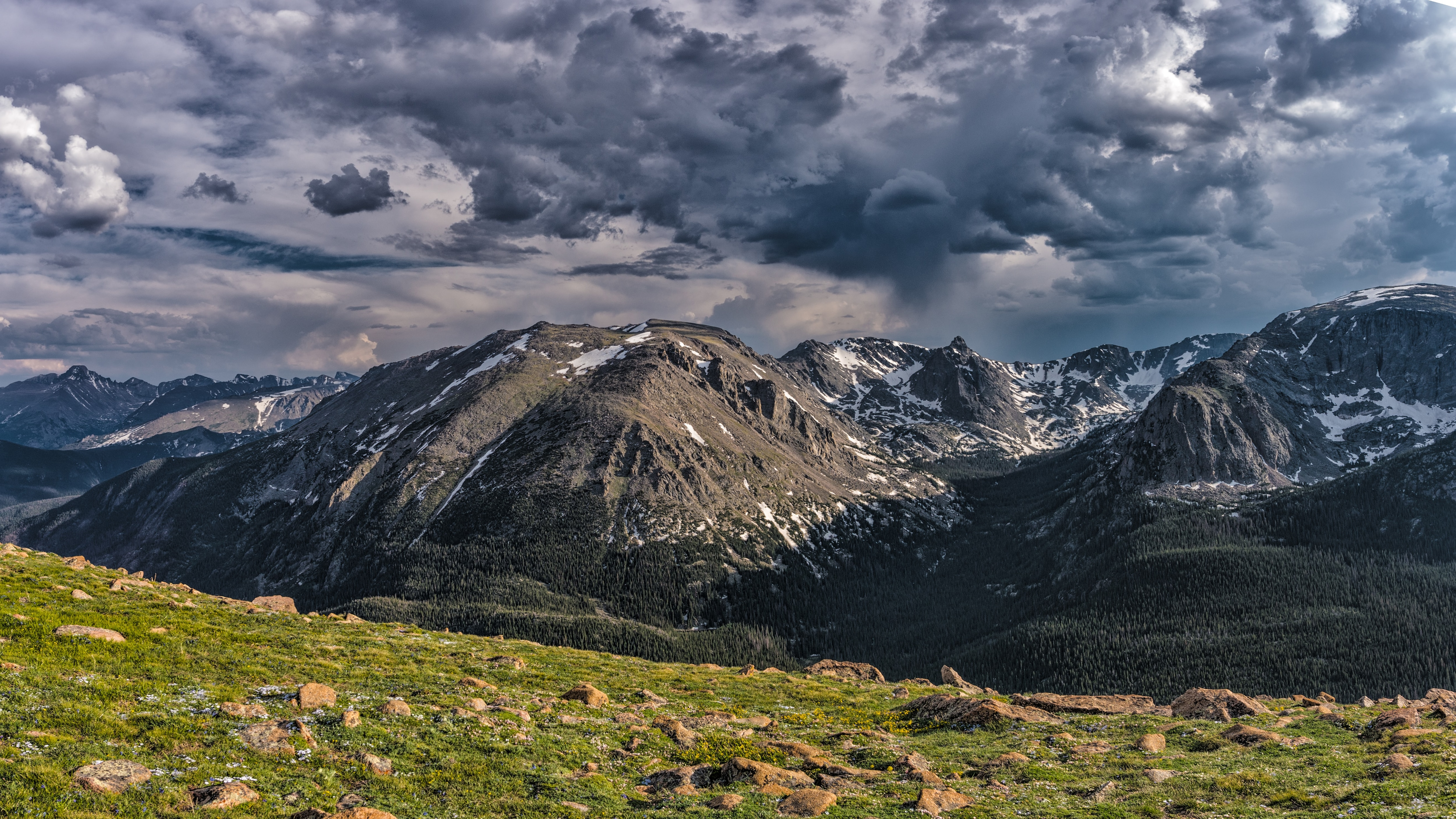 Rocky Mountain National Park Camping Map Entrance Permit 2020 Travel Notes And Guides Trip Com Travel Guides