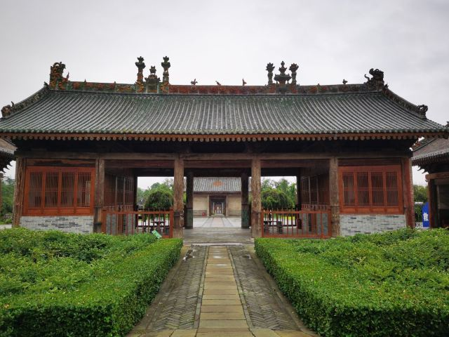 Ancient City of Three Temples