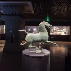 간쑤성 박물관 여행 사진