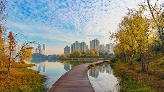 Meixi Lake Park