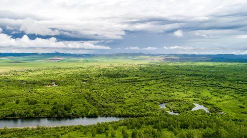 Ergun Wetlands