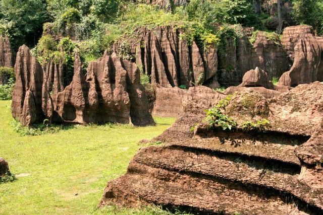 홍석림국가지질공원