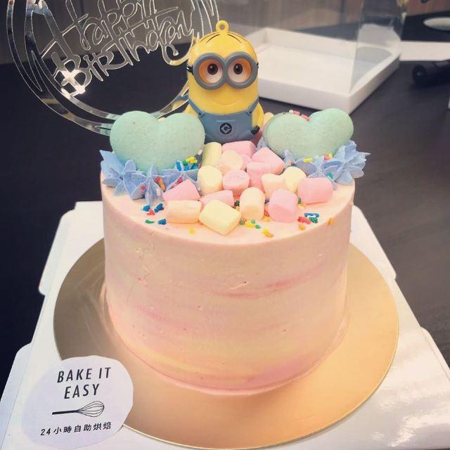 【整蛋糕】3個自助烘焙店整蛋糕班推介!情人節/紀念日/生日整蛋糕好地方
