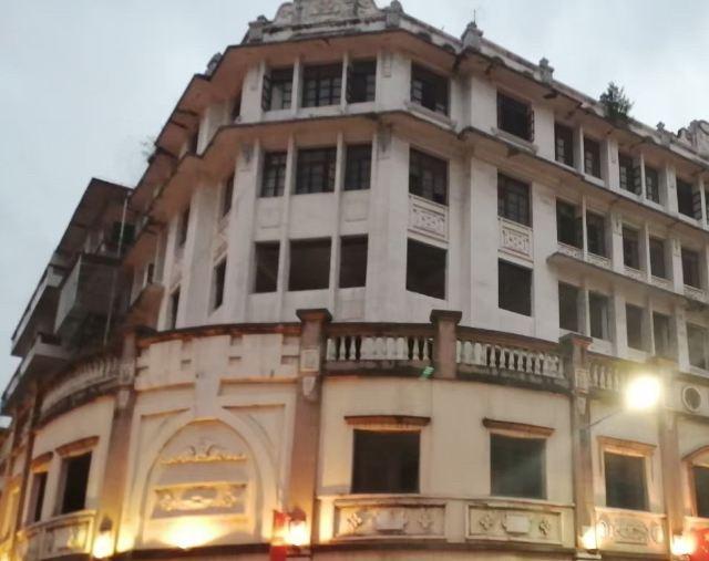 Qilou Buildings
