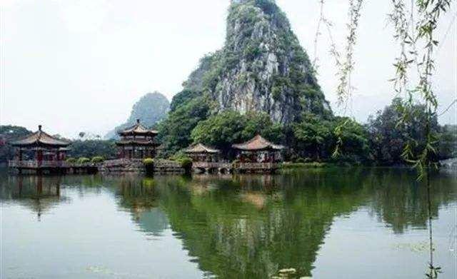 Longshan Scenic Area