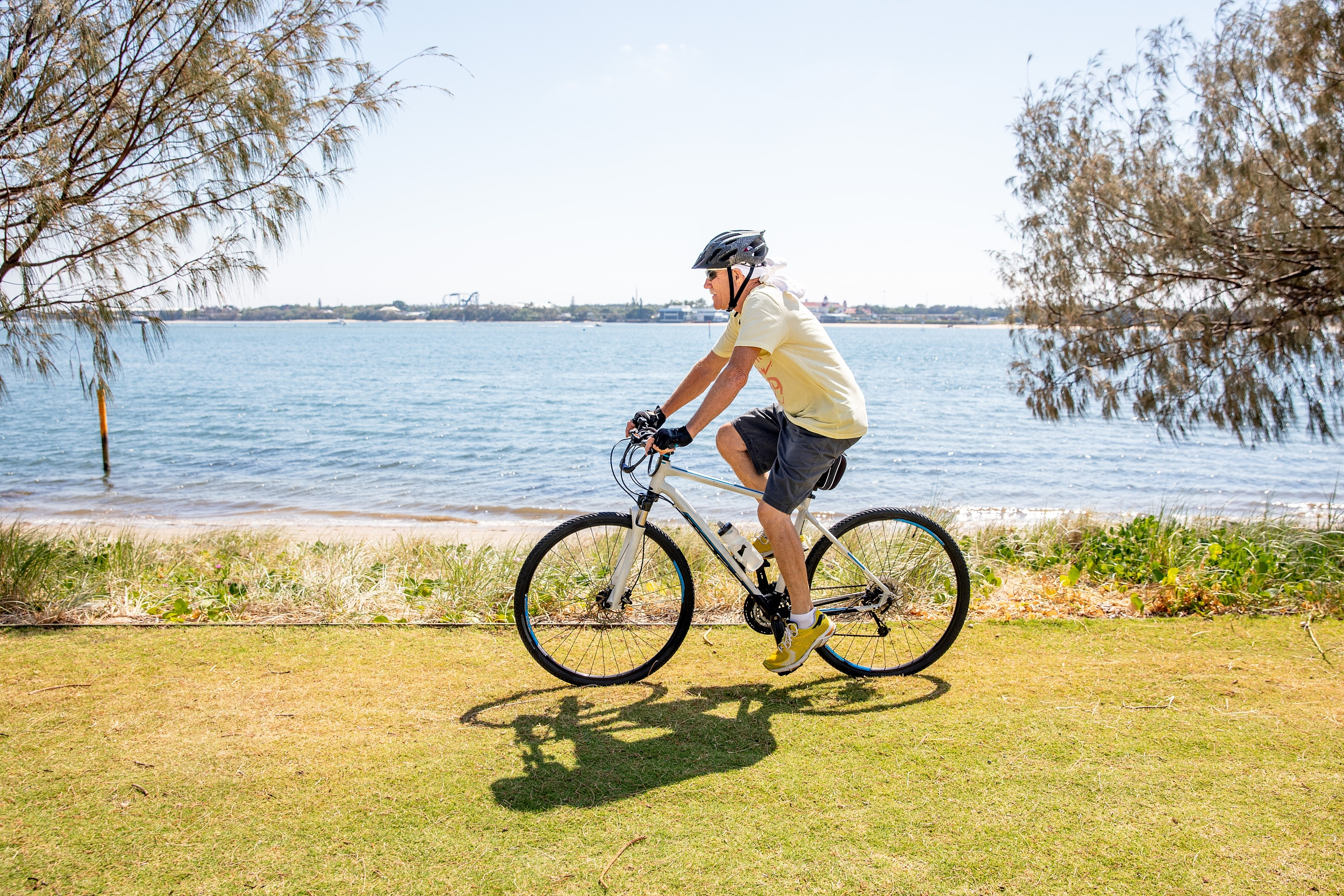 美國河岸腳踏車道