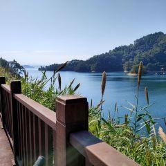 첸다오 호수 자전거 일주 여행 사진