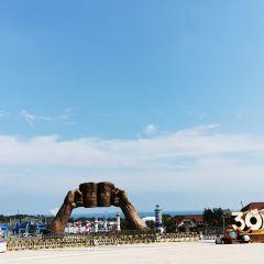 黃島金沙灘用戶圖片