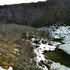 Ásbyrgi canyon User Photo