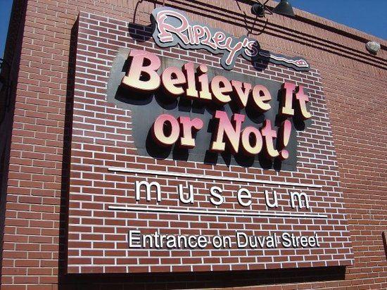 信不信由你博物館