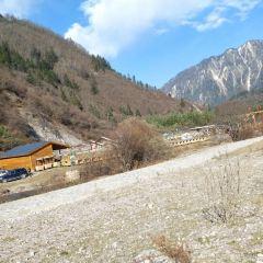 간하이쯔 여행 사진