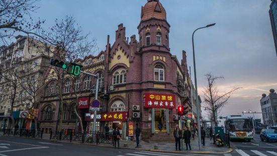 膠州旅館舊址