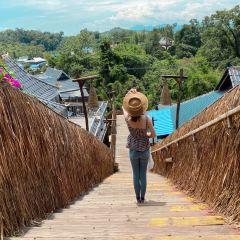 기난산 마을 여행 사진