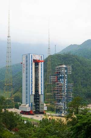 시창 인공위성 발사 센터