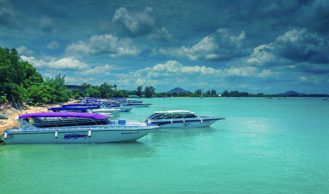 Chalong Beach