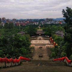 Giant Buddha in Rong County User Photo