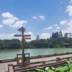 줘하이공원 여행 사진