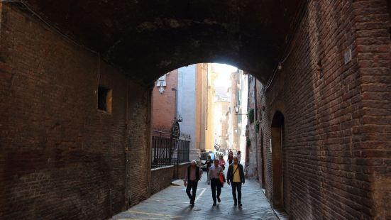 在佛罗伦萨如果有半天时间没有安排,一定要来锡耶纳好好走一圈,