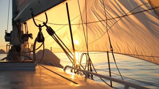 美國帆船杯比賽村