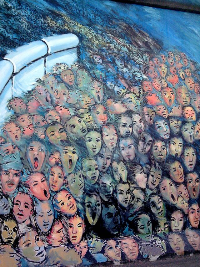 Berlin Wall Memorial
