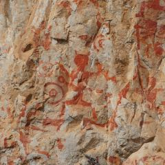 Zuojiang Huashan Rock Art User Photo