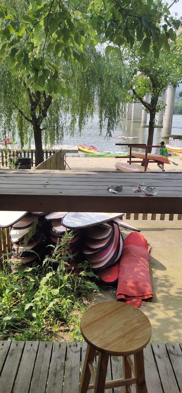 海岸線皮划艇俱樂部桐州島基地