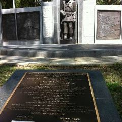Queensland Korean War Memorial用戶圖片
