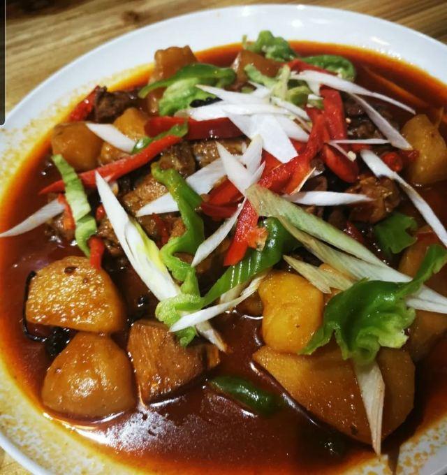 A Yi Lai Xinjiang Restaurant( Ao Cheng )