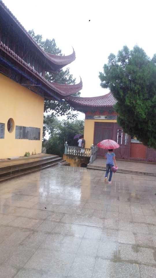 Shifu Shan-Tianzihu Tourism Sceneic Area