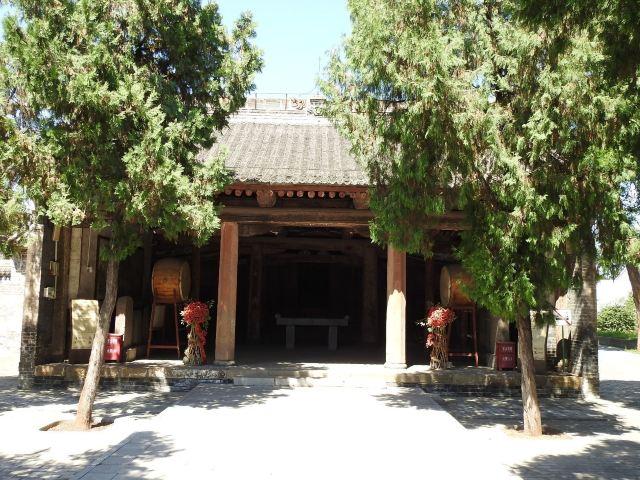 Dayu Temple