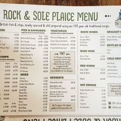 Rock & Sole Plaice User Photo