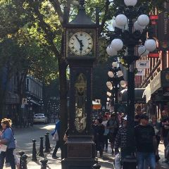 Steam Clock User Photo