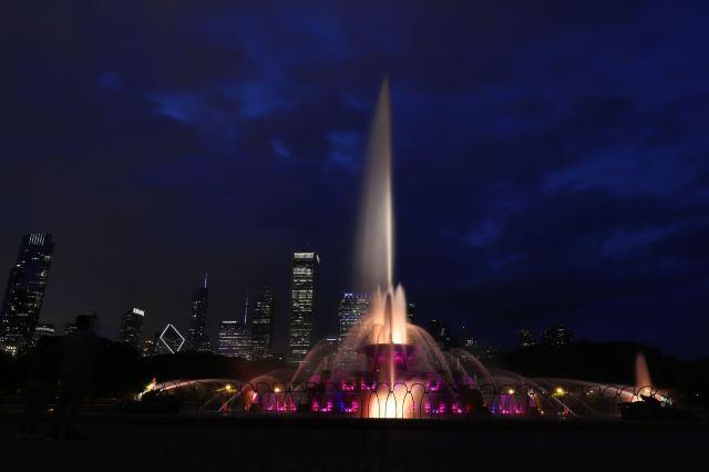 Clarence Buckingham Fountain