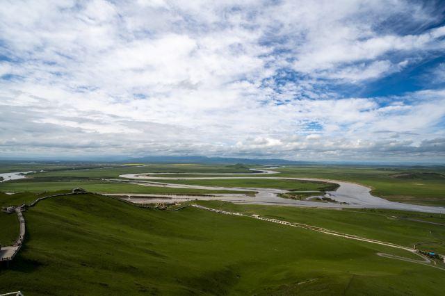 Yellow River Jiuqu Diyiwan