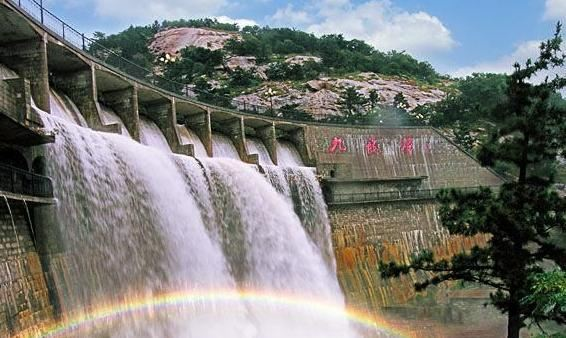 Mt Yimeng Tourist Area